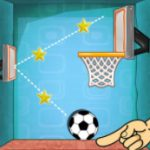Wall Free Throw Soccer