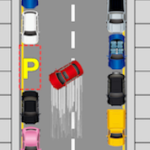 Drifting parallel parking